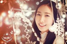 GFriend SinB Snowflake Promo 4