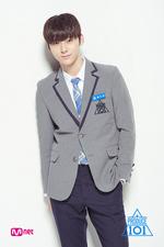 Hwang Min Hyun Produce 101 Promo 1