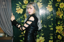Dreamcatcher Nightmare · Escape the ERA Yoohyeon promo photo Outside ver
