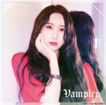 IZONE Vampire WIZONE Edition (Lee Chae Yeon ver.) cover