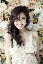 Jun Hyo-seong Colored photo