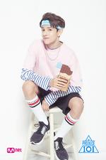 Kim Samuel Produce 101 Promo 5
