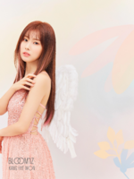 IZONE Kang Hye Won Bloom IZ concept photo 1