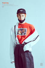 NCT U Doyoung The 7th Sense photo