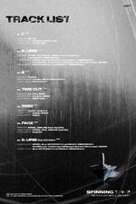 GOT7 Spinning Top track list
