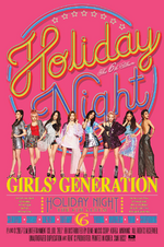 Girls' Generation Holiday Night tracklist
