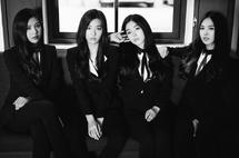 Red Velvet Be Natural group promo photo