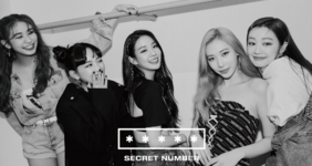 SECRET NUMBER Who Dis group concept photo 2