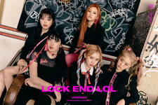 Weki Meki Suyeon Doyeon Lucy Ely Lua Lock End LOL concept photo