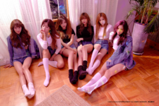 Apink Dear group promo photo