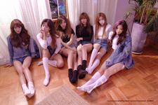 Apink Dear group promo photo
