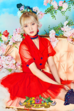 OH MY GIRL Mimi Coloring Book photo