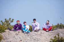 SHINee The Story of Light EP.2 promotional photo
