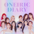 IZONE Oneiric Diary digital cover