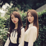 LOONA YeoJin HaSeul promo photo