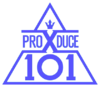 Produce X 101 logo