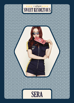9MUSES Sera Sweet Rendezvous concept photo