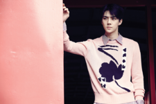 Love Me Right Sehun photo