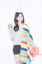 Produce 101 Choi Yubin promo photo 4