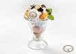 TWICE Candy Pop Cafe Frozen Popcorn Parfait