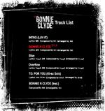 24K Bonnie & Clyde track list