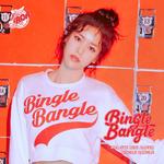 AOA Hyejeong Bingle Bangle promo photo play ver
