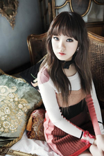 After School Lizzy Virgin concept photo