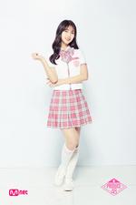 Kim Si Hyun Produce 48 concept photo 7
