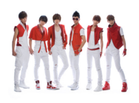TEEN TOP Come Into The World group promo photo