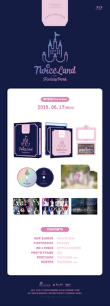 TWICELAND Fantasy Park Blu-Ray detail