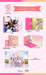 TWICE TWICEcoaster Lane 1 Thailand edition packaging