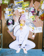 Block B P.O Yesterday promo photo
