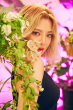 Girls' Generation-Oh!GG Hyoyeon Lil' Touch promo photo (1)