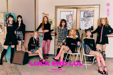 Weki Meki Lock End LOL group concept photo 3