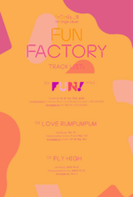Fromis 9 Fun Factory track list