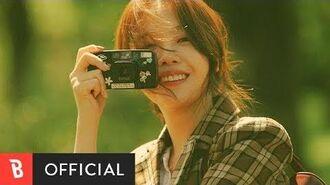 M V Minah(민아) - Butterfly(알게 모르게)