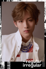 NCT 127 Winwin Regular-Irregular photo 2