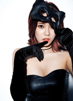 AOA Yuna Like a Cat photo 2