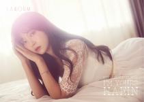 LABOUM Haein I'm Yours promotional photo