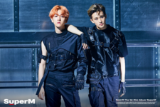 SuperM Baekhyun Mark SuperM concept photo 2