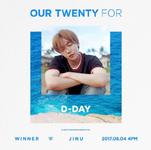 Winner Jinu Our Twenty For Teaser Image