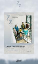 GOT7 7 for 7 Present Edition announcement