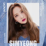 BVNDIT BVNDIT BE AMBITIOUS! Simyeong teaser photo