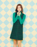 Lovelyz Jeong Ye In R U Ready promo photo