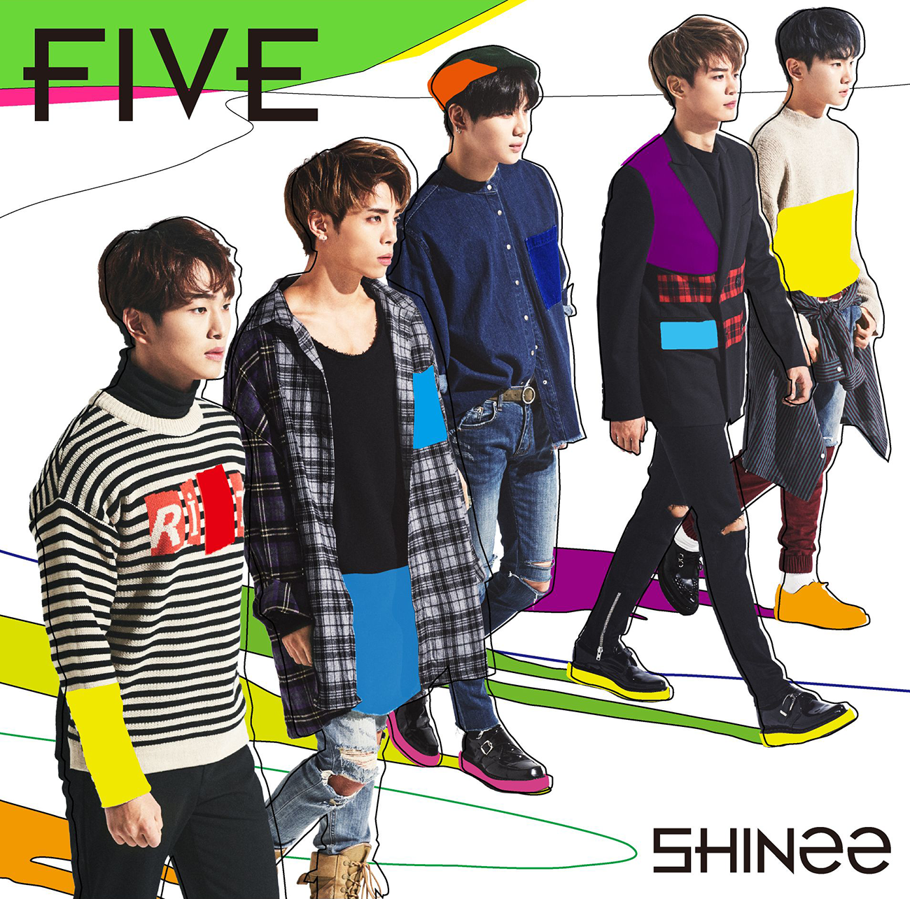 Hi-Res] SHINee - FIVE (2017 01 27) [24bit/44 1kHz] :: Nyaa
