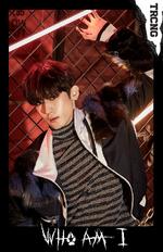 TRCNG Hak Min Who Am I promo photo
