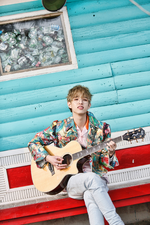 DAY6 Jae EveryDAY6 April promotional photo
