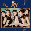 ITZY IT'z Me digital cover art