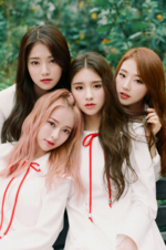 LOONA 1-3 debut group promo photo 2