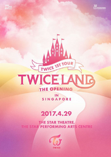 TWICELAND in Singapore